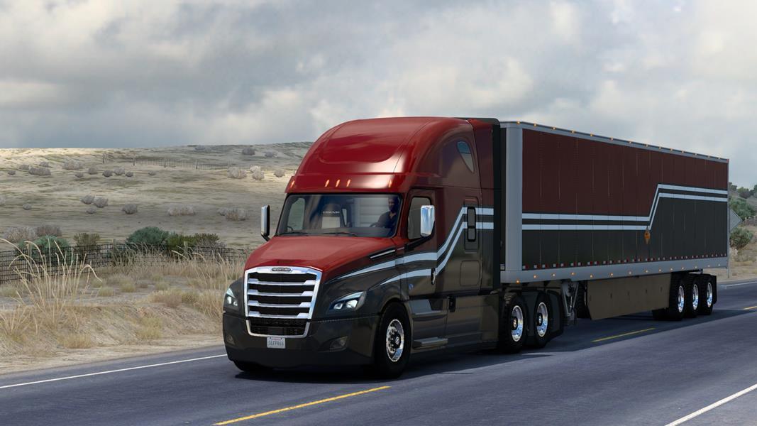LkwBild Freightliner
