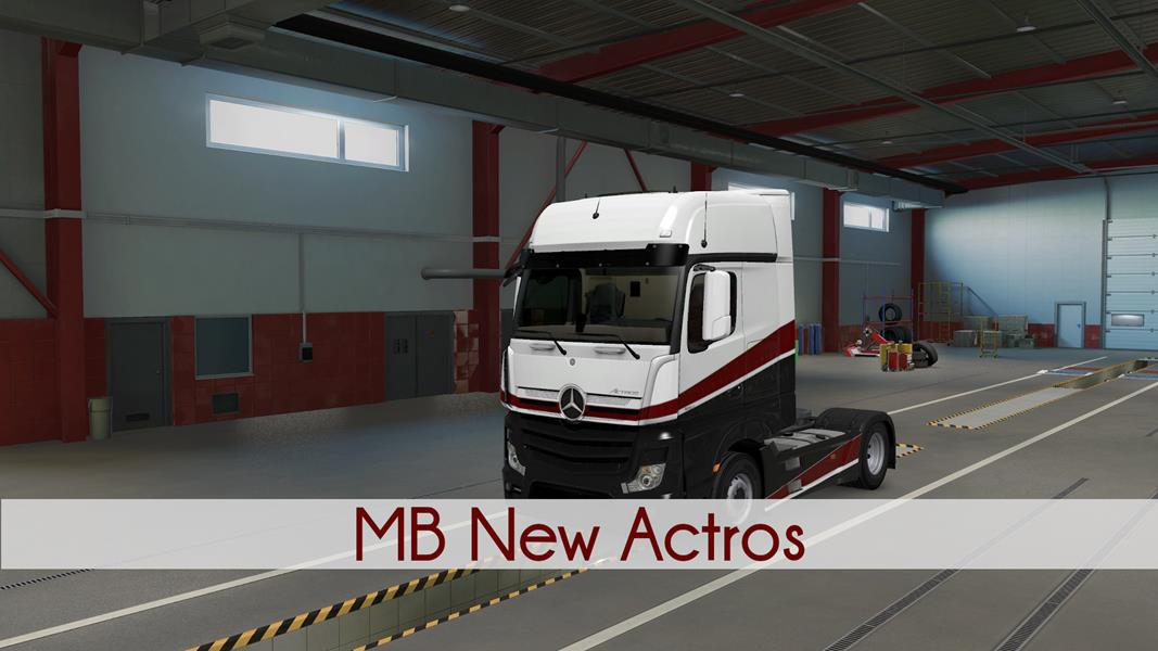 LkwBild Mercedes-Benz